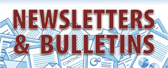 Bulletin & newsletters