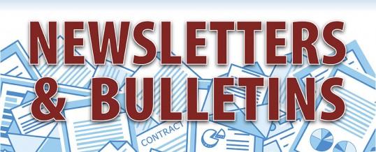 Bulletin & newsletters