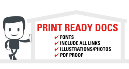 Preparing A Print Ready PDF Document: Packaging Your Files For Output