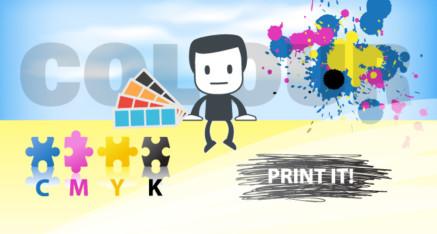 Preparing A Print Ready PDF Document: Colour
