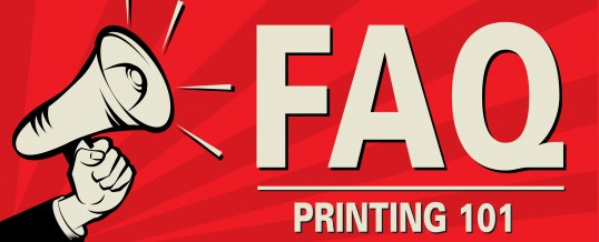 Printing 101