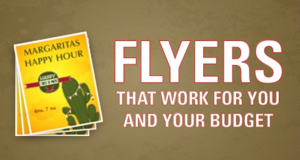 Flyers & Leaflets Printing