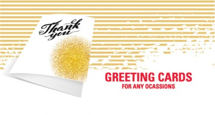 City Press can print your greeting cards!