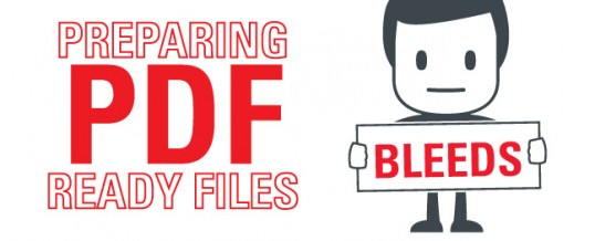 Preparing A Print Ready PDF Document: Bleeds