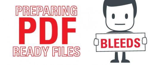 Preparing A Print Ready PDF Document: Bleeds