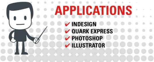Preparing A Print Ready PDF Document: Layout Applications