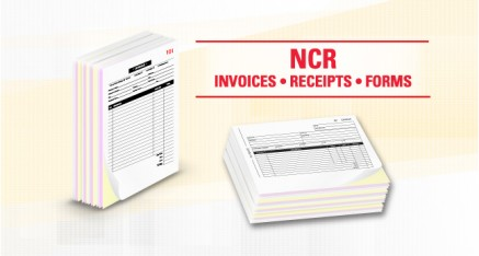 Carbonless Forms & Receipts
